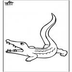 Dyr - Crocodile 3
