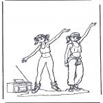 Litt av hvert - Dancing 2