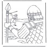 Bibelsk - David en Goliath 1