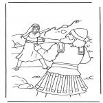 Bibelsk - David en Goliath 2