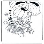 Tegneseriefigurer - Diddl 11