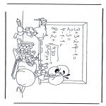 Tegneseriefigurer - Diddl 17