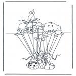 Tegneseriefigurer - Diddl 28