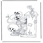 Tegneseriefigurer - Diddl 33
