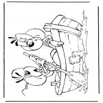 Tegneseriefigurer - Diddl 38