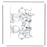 Tegneseriefigurer - Diddl 40