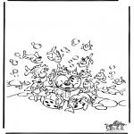 Tegneseriefigurer - Diddl 49