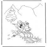 Tegneseriefigurer - Diddl 53
