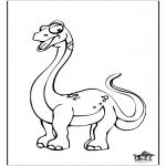 Dyr - Dinosauer 10