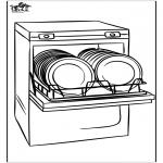 Litt av hvert - Dishwasher