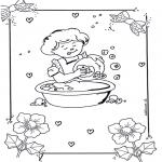 Småbarn - Doing the dishes