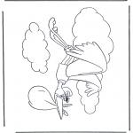 Temaer - Dombo stork