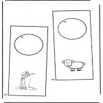 Kreativitet - Door hanger 4