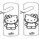 Kreativitet - Doormark Kitty