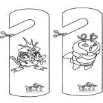 Kreativitet - Doormark Pokemon