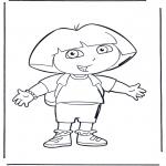 Småbarn - Dora the Explorer 1