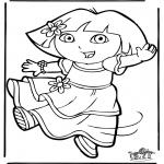 Småbarn - Dora the Explorer 11