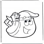 Småbarn - Dora the Explorer 18