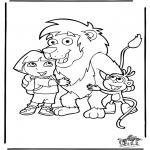 Småbarn - Dora the Explorer 2