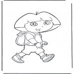 Småbarn - Dora the Explorer 21