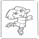 Småbarn - Dora the Explorer 22