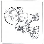 Småbarn - Dora the Explorer 23