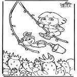 Småbarn - Dora the Explorer 6