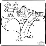 Småbarn - Dora the Explorer 9