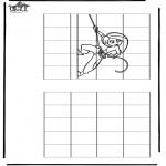 Kreativitet - Drawing Kim