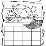 Kreativitet - Drawing turtle