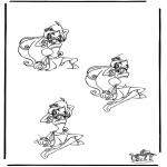 Kreativitet - Drawing Winx 2