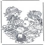 Litt av hvert - Drinking thee