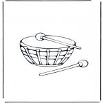 Litt av hvert - Drum
