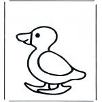 Dyr - Duck 1