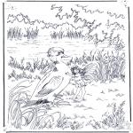Litt av hvert - Duck and elf