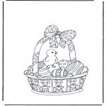 Temaer - Easter basket