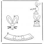 Temaer - Easter egg decoration 1