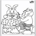 Temaer - Easterbunny 20