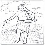 Bibelsk - Een zaaier ging uit om te zaaien