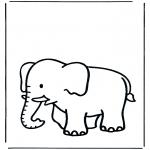 Dyr - Elephant 3