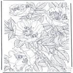 Litt av hvert - Elfjes in bloemen