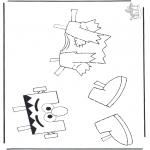 Kreativitet - Elmo's Clothes 1
