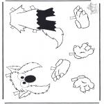 Kreativitet - Elmo's clothing 2