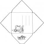 Kreativitet - Envelope Winx