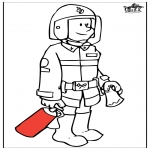 Litt av hvert - Firefighter