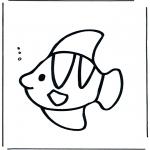 Småbarn - Fish in the water