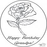 Kreativitet - For granddad