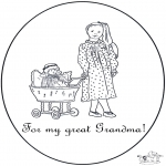 Kreativitet - For grandma
