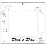 Temaer - Fotoframe for dad