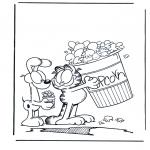 Tegneseriefigurer - Garfield 2